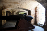 Cannons of Fort Sumter