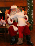 Breakfast with Santa Claus at the Founders Inn