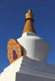 Paro Valley chorten (stupa)