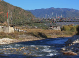 The Paro Chhu (river)
