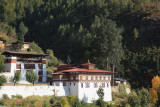 Paro Dzong extension