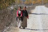Schoolgirls, Paro Chhu