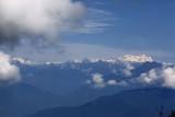 Himalayan view, Dochu La