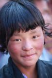 Phobjikha girl