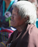 Old woman, Black-necked Crane Festival