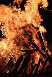 Amankora bonfire