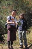 Namgay and Lisa