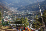 Thimpu, city of 60,000
