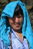 Trail-side vendor, Tiger's Nest