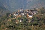 Rinchengang , village of masons