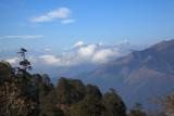 View from near Wangdi
