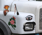 Truck decorations