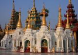 Exquisite pagoda