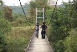 The bridge that swayed