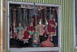 Mingun village shop