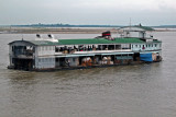 River cargo and passenger boat