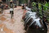 Kyankmyaung: the village of glazed pots