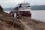 Pandaw II at Tagaung