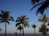 Sunrise at Sinquerim Beach