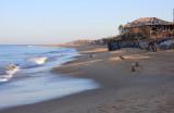 Sunrise at Candolim Beach