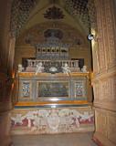 Basilica of Bom Jesus, Tomb of St Francis Xavier