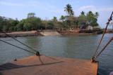 Crossing the Terekhol River