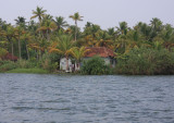 Lake Vembanad house