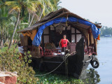 Kettuvallam houseboat