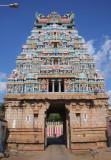 Sri Ranganathaswamy Temple, outer gopuram