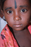 Beautiful Tamil child