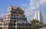 Wonderful Sri Ranganathaswamy gopurams