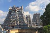 Wonderful Sri Ranganathaswamy gopurams