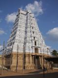 Gopuram memorialising slain Hindus