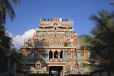 Sri Jambukeshwara Temple gopuram