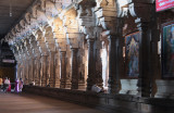 Sri Jambukeshwara Temple cloister