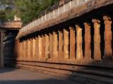 Sri Jambukeshwara Temple courtyard