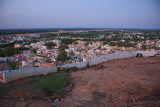 View of Trichy from the Rock Fort Temple