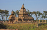 Seventh century Shore Temple