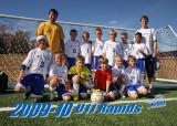 NRU U11 Blue - fall 2009
