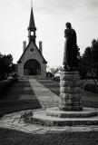 Shrine of Evangeline, Grand Pré, Nova Scotia