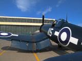 Corsair, Canadian Air & Space Museum, Downsview Park, Toronto