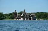 Boathouse, Boldt Castle, Alexandria Bay, New York