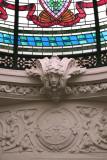 Plaster Detail, Boldt Castle, Heart Island, Alexandria Bay, New York