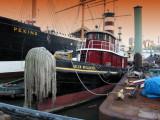 Helen McAllister, South Street Seaport (Fulton & South Streets), Pier 17, New York