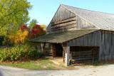Daniel Stong's Grain Barn