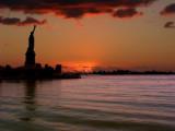 Liberty Island, New York, New York