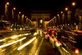 Arc de Triomphe on Champs Elysee