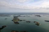 39 Île au moines à 700m.