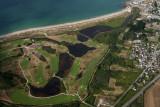 72 Parcours de golfe.