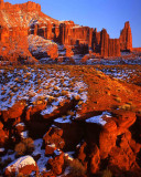 20 Fisher Towers, Utah